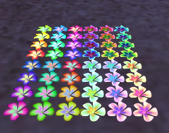 Petals (Fullbright + Glow) *48a