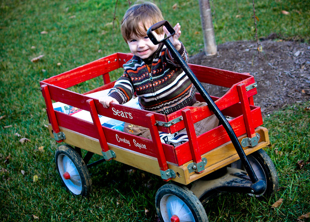 Lil red wagon-2-2