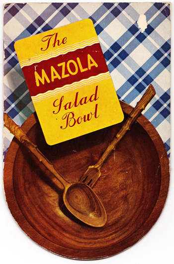 The Mazola Salad Bowl