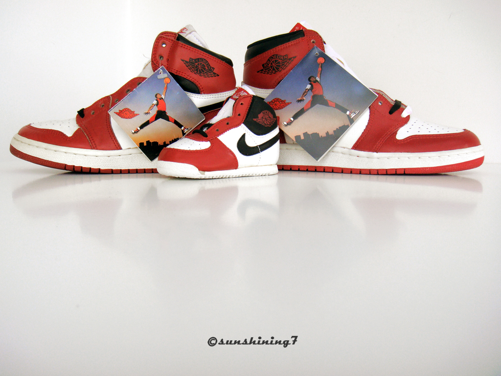 separation shoes 6ee16 f3dd4 Sunshining7 - Nike Air Jordan Original (and some Retro) - 2010 ...