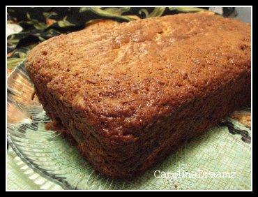 cake-like pumpkin bread