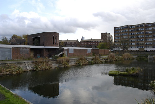 Woolwich Dockyard Estate