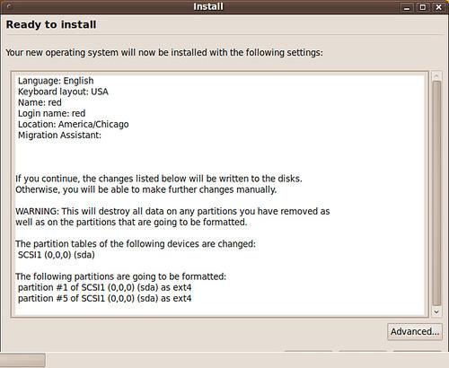 25 - install ubuntu