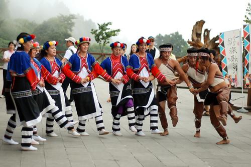 Tsou Dancers