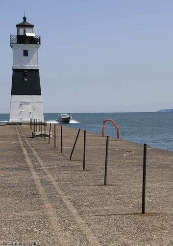 Presque Isle Pierhead Lighthouse PA 4