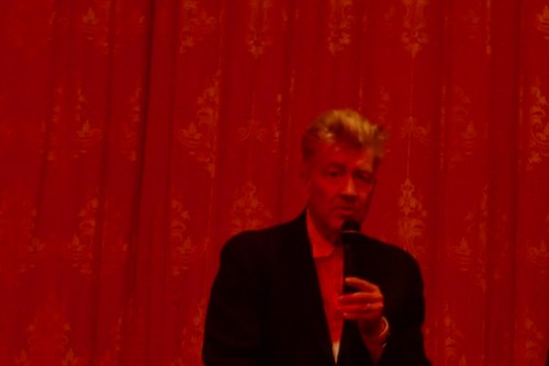 day 102: david lynch at the russian tea room