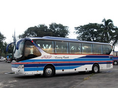 NSP Luxury Coach (Chkz) Tags: bus coach tourist luxury cummins nsp chinabus 549 twy yutong 16819 c30020  zk6119 chokz2go