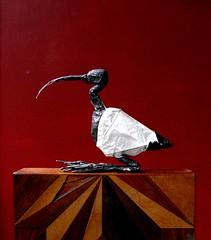 El Oráculo del Ibis Sagrado