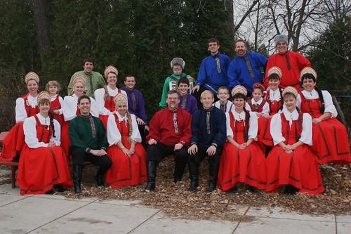 Kavkaz Russian Dancers