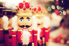 the nutcracker prince (besimo) Tags: christmas bokeh f14 nutcracker bielefeld d700 besimmazhiqi 50mm14g qoutefromthenutcrackerprince