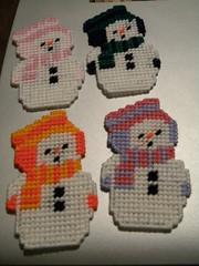 Snowman Children