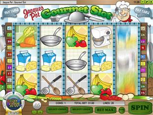 Jacques Pot Gourmet Slot game online review