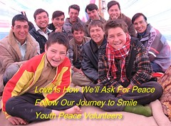Afghan Youth Peace Volunteers