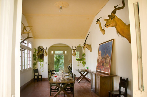 Dining Room at Finca Vigia