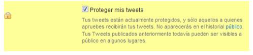 Twitter en Español - ¿ Trinos ? (II)