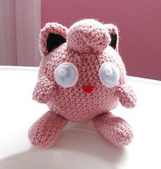 Jigglypuff Plushie