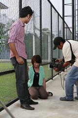 35 Christy คริสตี้ กิ้บสัน MV filming--เจ็บที่ไม่ได้เชิญ (Jep Tee Mai Dai Chuen)