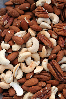 toasted nuts blog