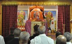 Altar of St. Michael's Tewahedo Ethiopian Orthodox Church