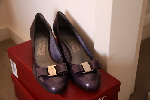 Salvatore Ferragamo sale