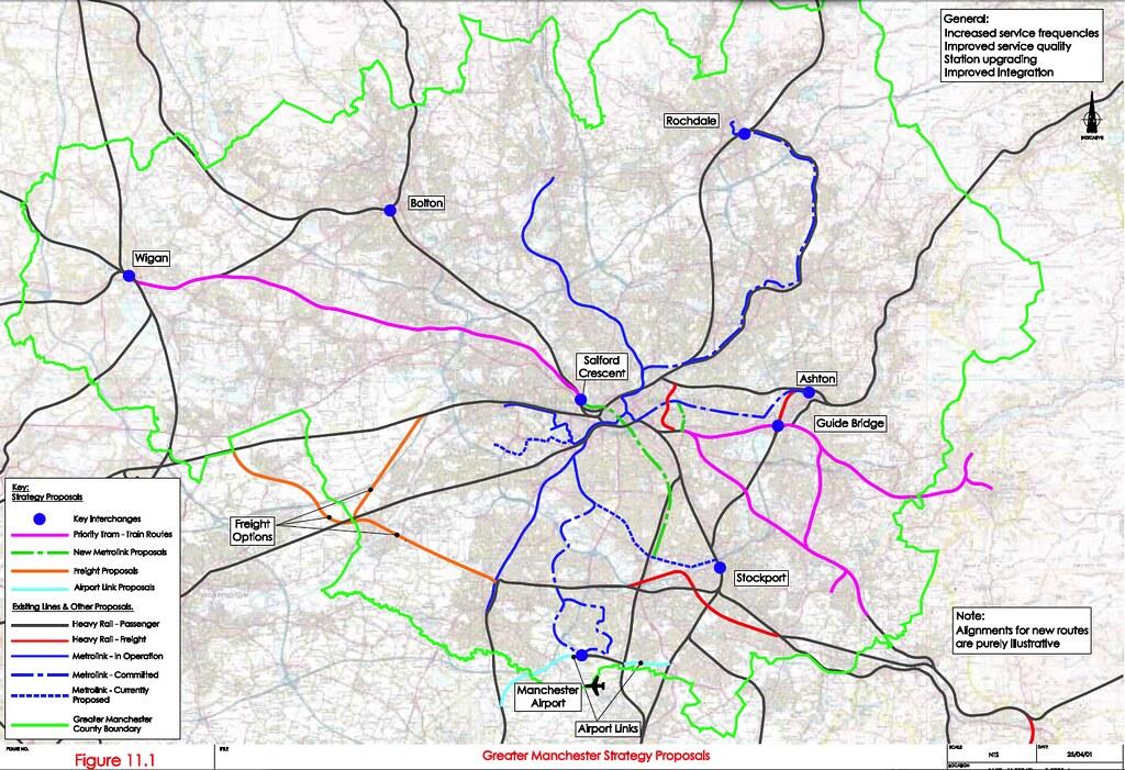 Manchester MetrolinkFan Feed
