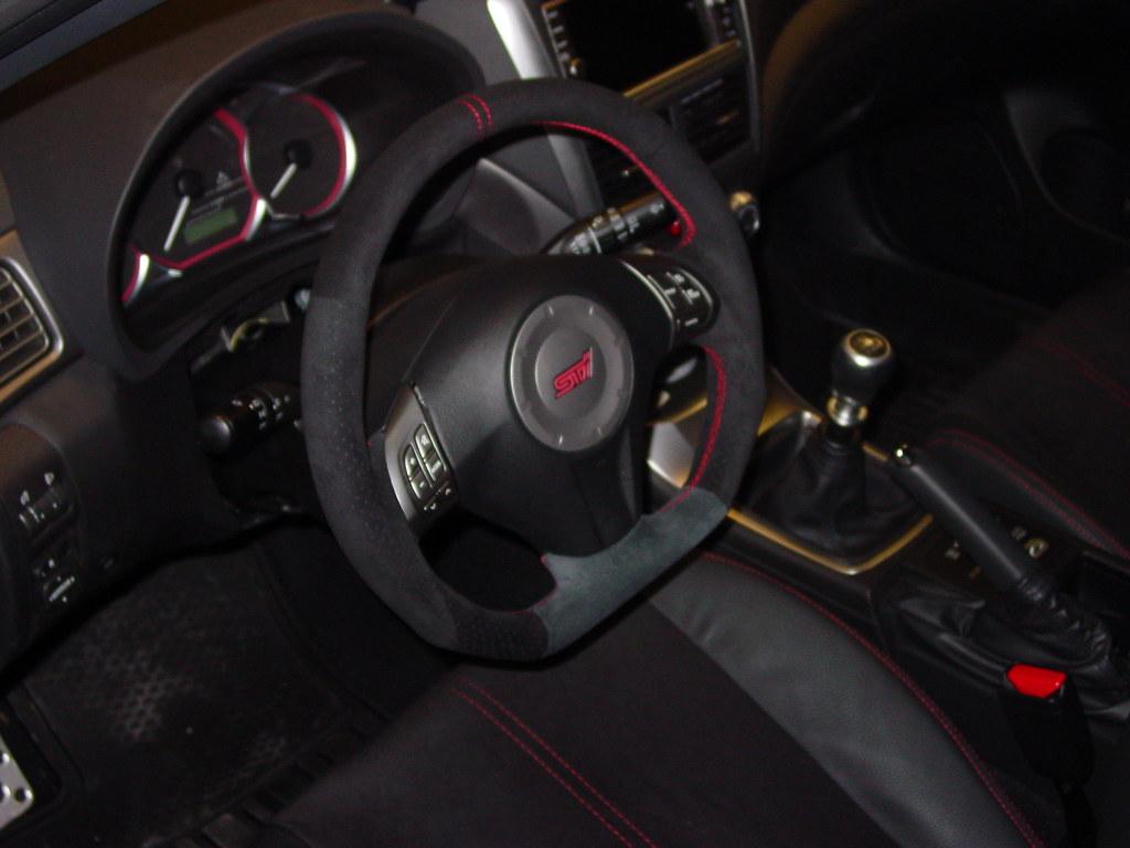 Prova Steering Wheel 2008+ WRX/STI - Subaru Impreza WRX ...