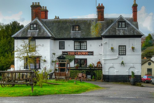 The Crown, Everleigh, Wiltshire