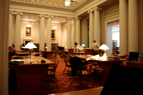 new york historical society reading room