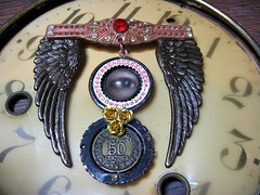 For a Good Time Try 1891 (lisby1) Tags: france eye art vintage costume wings industrial cosplay handmade assemblage oneofakind ooak victorian jewelry fantasy scifi sciencefiction etsy custom recycle nouveau clockworks artisan larp steampunk neovictorian upcycle indiedesigner womanmade indieartist clockpunk tatterpunk bigcirclesteampunkemporium