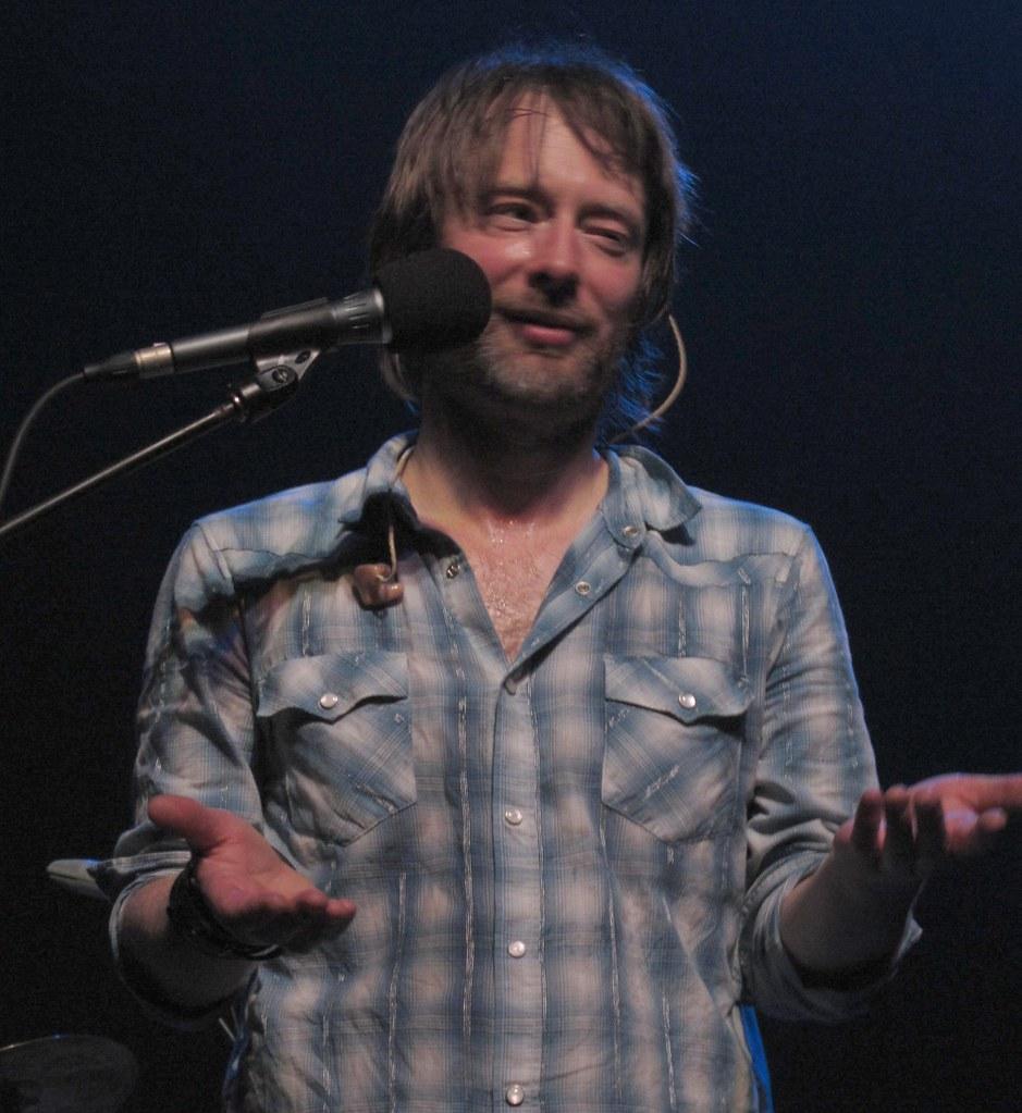 [Fotos] Thom Yorke - Página 2 4303981977_b97385b772_b