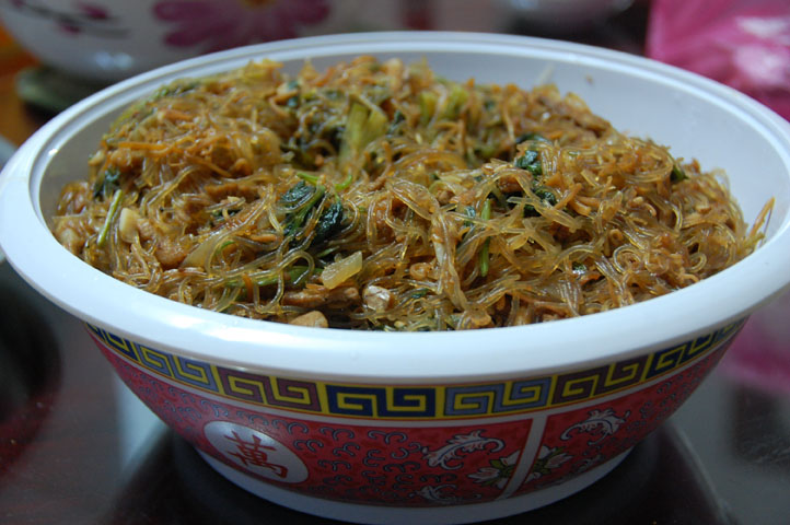 Dad's infamous dish: Tung Fun