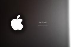 the Apple (StanPoliTo) Tags: art apple logo mac nikon pro cupertino macbook d5000