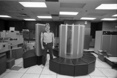 Cray-1 Supercomputer @ GM Research (kevinnolte) Tags: cray xmp