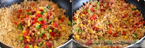 fried rice Ingre 5