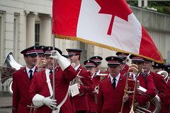 ISB120 2011 044 (Howard.) Tags: london flag band canadian parade marching 2011 staffband isb120