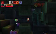 Cave Story 3D - Lab Level 2