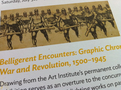 Belligerent Encounters: Graphic Chronicles of War and Revolution 1500-1945 by billy craven