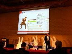 Social Business Forum - #sbf11 - Andrew Gilboy