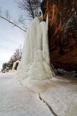 Ice Caves (RuggyBearLA) Tags: wisconsin unitedstates greatlakes lakesuperior icecaves bayfield
