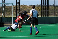 Knights V Redbacks Mens1_ (42) (Chris J. Bartle) Tags: hockey field knights wa newman westernaustralia rockingham redbacks larkhill
