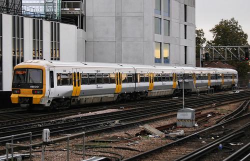 109683 465010 London Bridge Station 24.11.07