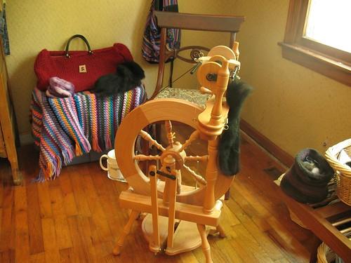spinning corner