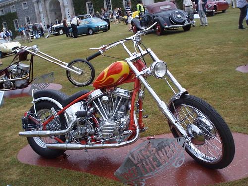 Harley Davidson Easy Rider Bike Scale Size