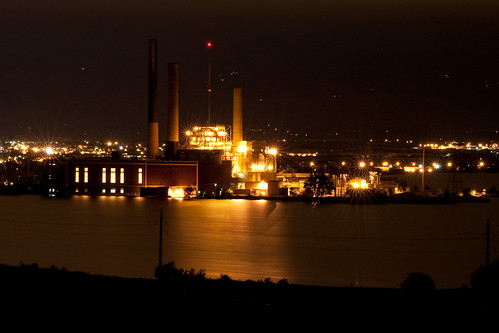 Valmont power station