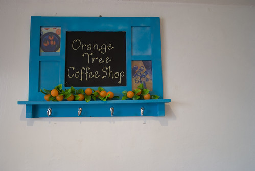The Orange Tree Coffee Shop