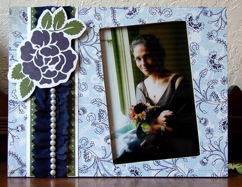 MPCo. English Garden Altered Frame