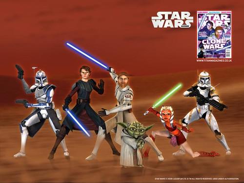 Star Wars The Clone Wars Wallpaper; ← Oldest photo