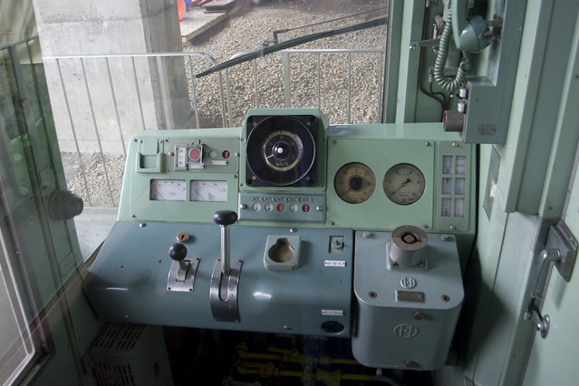 札幌市営地下鉄2000系 運転台