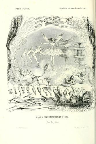019-Exposicion Archi -universal- Gran divertimento final dibujado por Grandville
