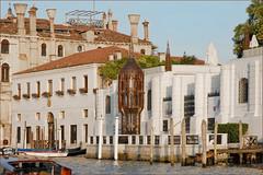 """Torre"" de Wim Delvoye (Collection Peggy Guggenheim, Venise) (dalbera) Tags: torre venise peggyguggenheim italie wimdelvoye dalbera"